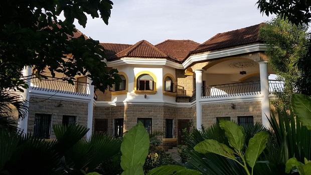villa colonial guinée
