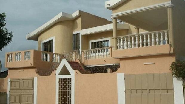 Villa dans le quartier Ouaga 2000 au Burkina Faso