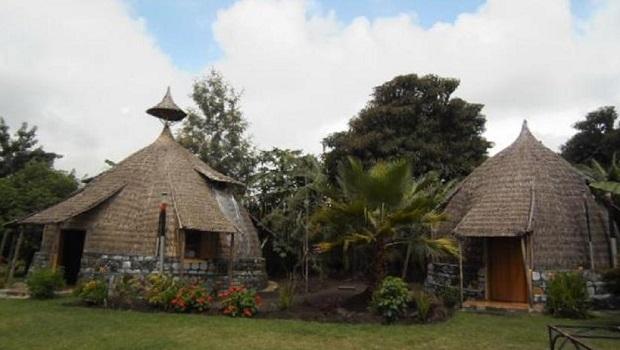 huttes traditionnelles ethiopie