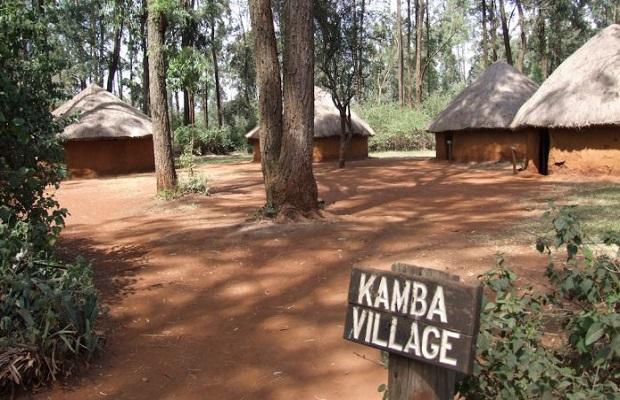 village kenya