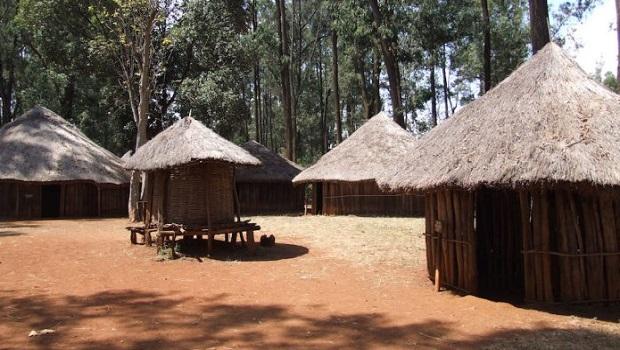 huttes kenya