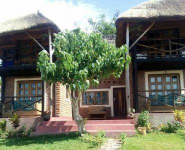 belle maison chaume malawi