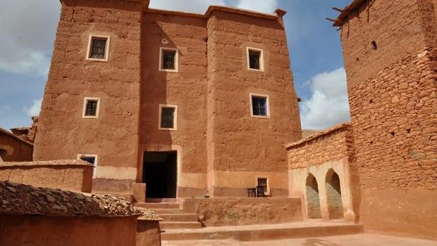 casbah marocaine
