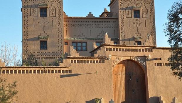 dar traditionnel maroc