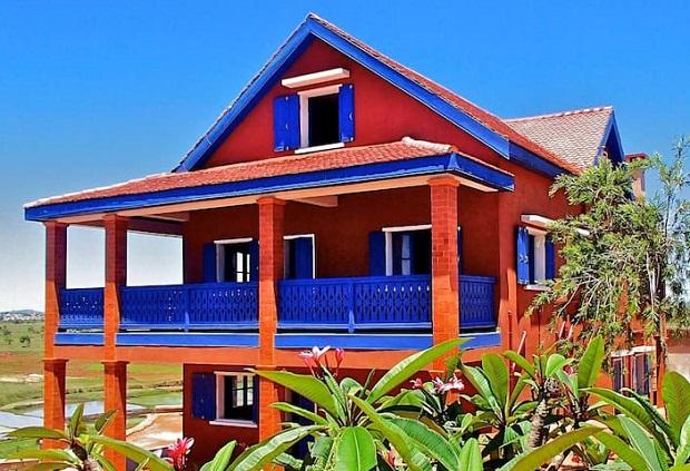 Les maisons modernes madagascar for Les maisons modernes