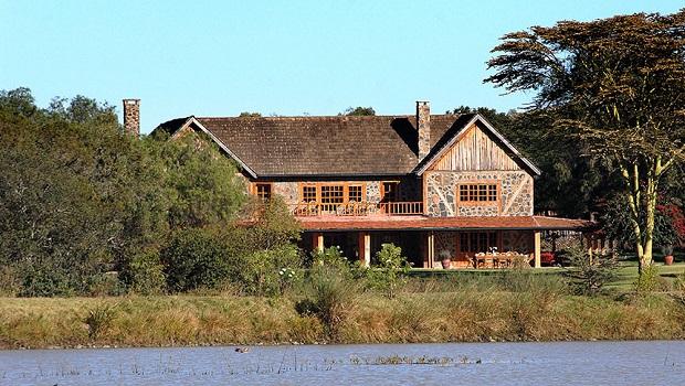 maison coloniale kenya