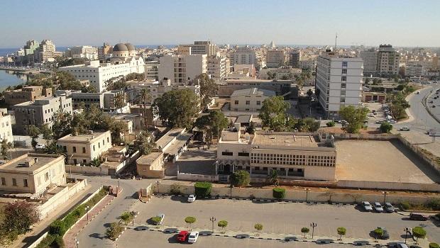 maisons à benghazi