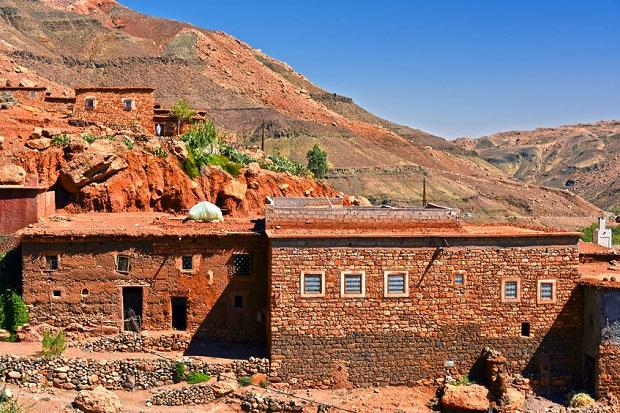 maison rurale berbère