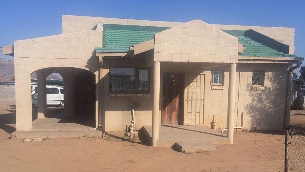 maison coloniale maseru