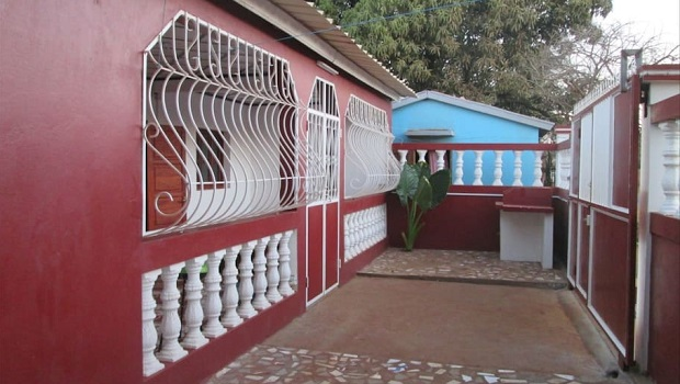 maison ville madagascar