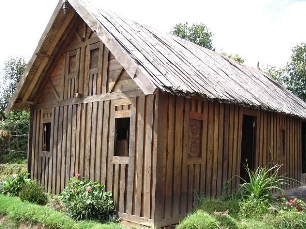 maison des zafimaniry
