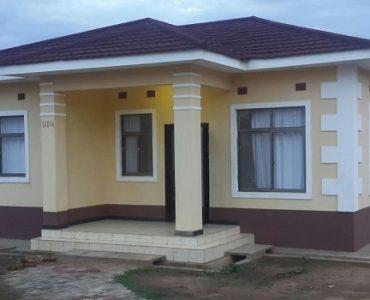 maison moderne malawi