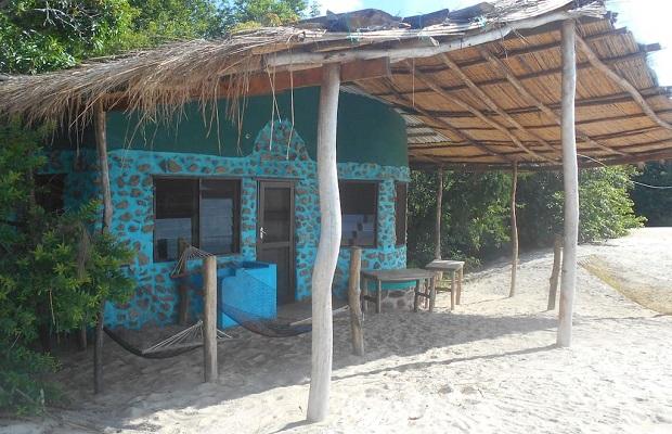 maison colorée malawi