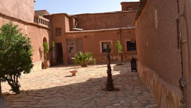 maison style kasbah