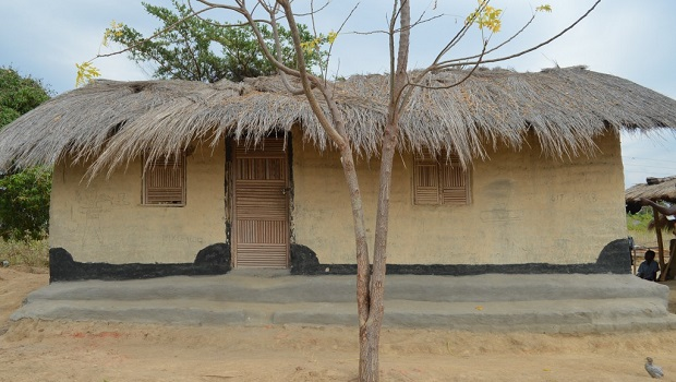 maison traditionnelle malawi