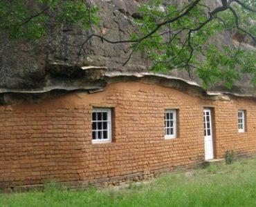 maison troglodyte lesotho