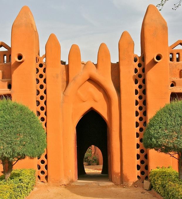 architecture bambara