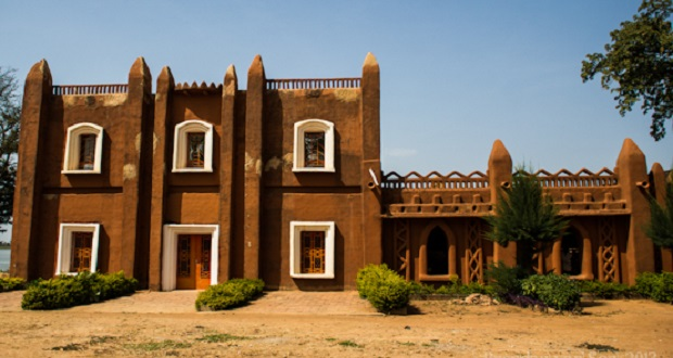 maisons bambara