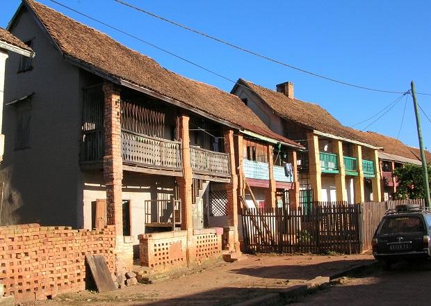 maison en briques à madagascar