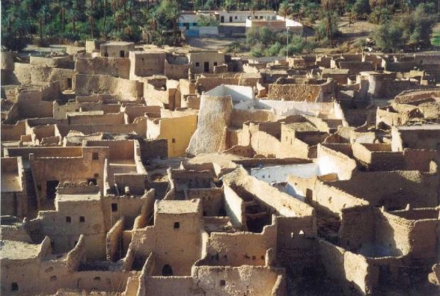 maisons berbères libye
