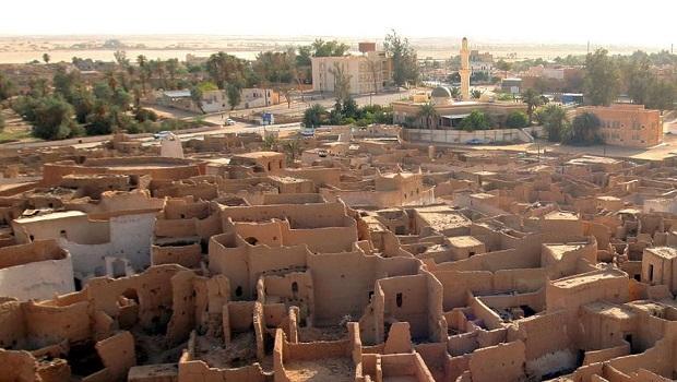 maisons barbères libye