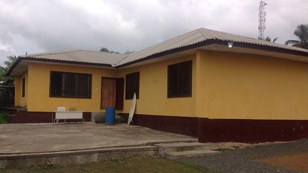 maison à monrovia