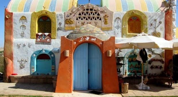 maisons nubiennes