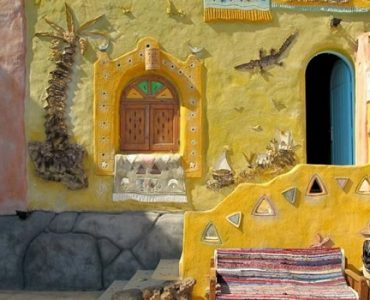 maison nubienne