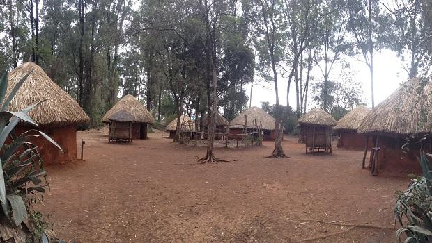 maisons traditionnelles du kenya