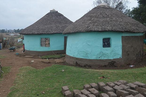 huttes peuple xhosa
