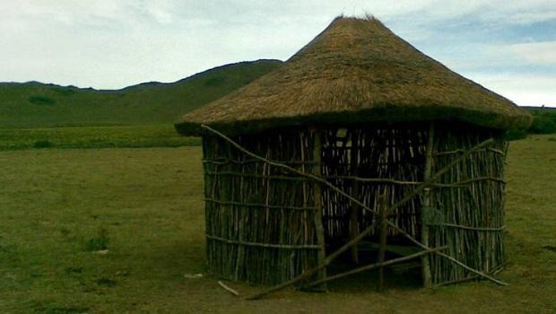 hutte xhosa