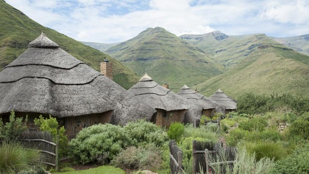 huttes de pierre losotho