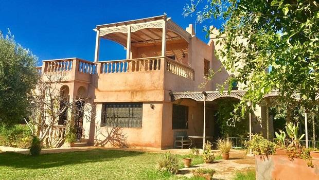 villa marocaine