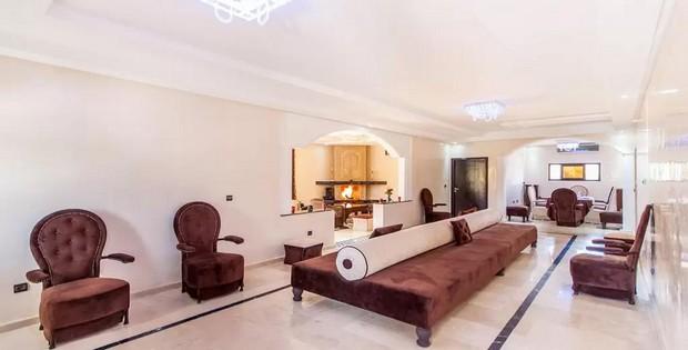 Villas Modernes Au Maroc : Villa moderne au maroc