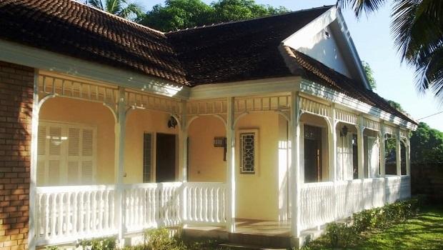 villa style colonial madagascar