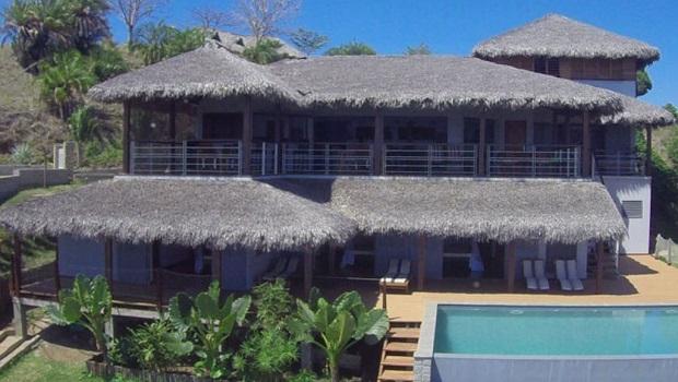 Les maisons am ricaines - Maison en toit de chaume ...