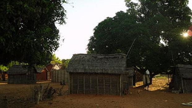 maison bois madagascar