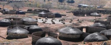 village basotho