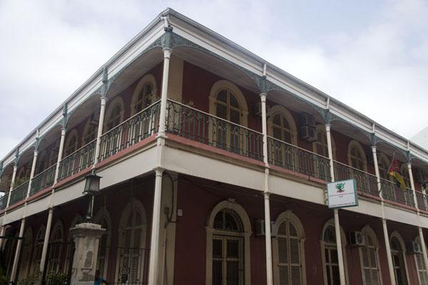 maison coloniale mozambique