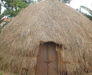 hutte ouganda