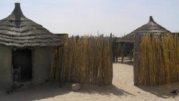 La maison du peuple Ovambo