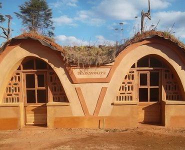 maison voute nubienne