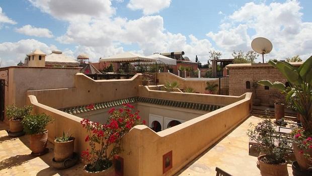 Magnifique Riad à Marrakech