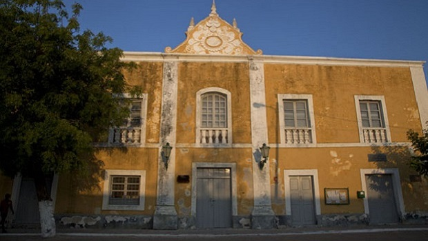 Les maisons coloniales du Mozambique