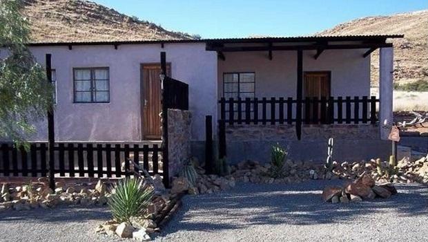 maison ferme namibie