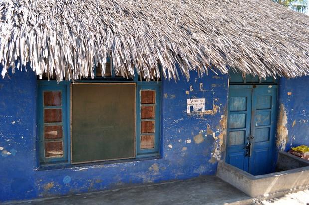 maison traditionnelle macuti