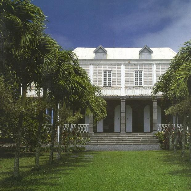 Les maisons des plantations de Maurice