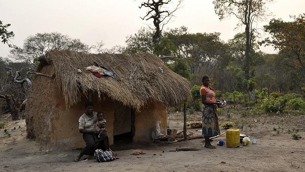 maison rurale congo