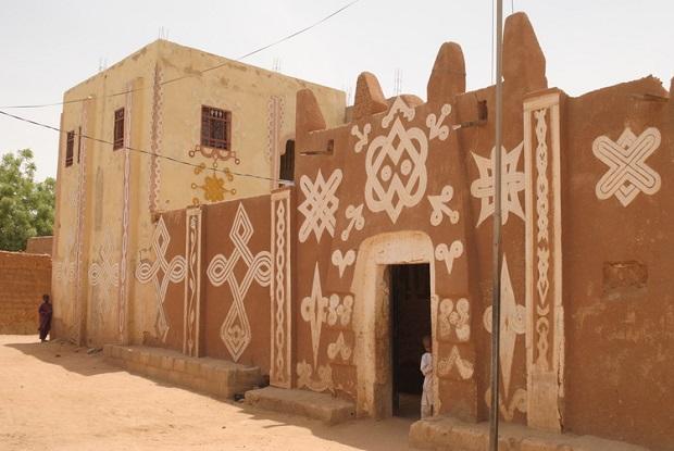maison traditionnelle haoussa