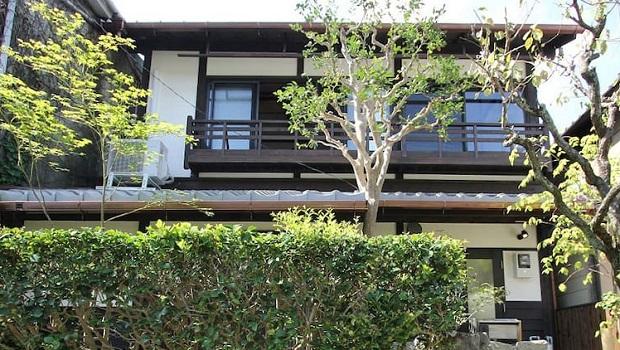 Maison traditionnelle à Kyoto